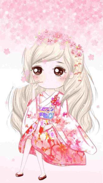 Hình ảnh anime Hàn Quốc dễ thương