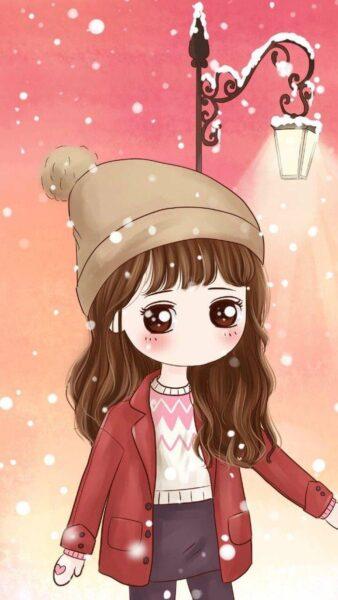 Hình ảnh anime Hàn Quốc mùa đông