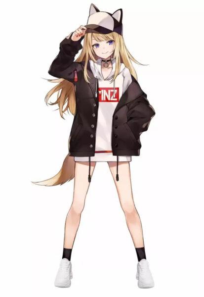 Hình ảnh anime Hàn Quốc năng động