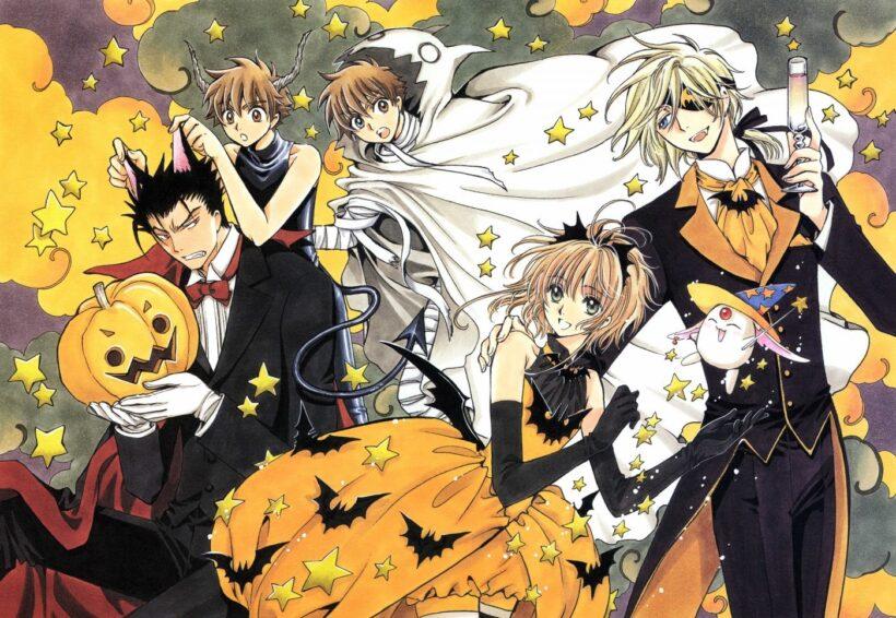 Hình ảnh anime lễ hội Halloween đẹp