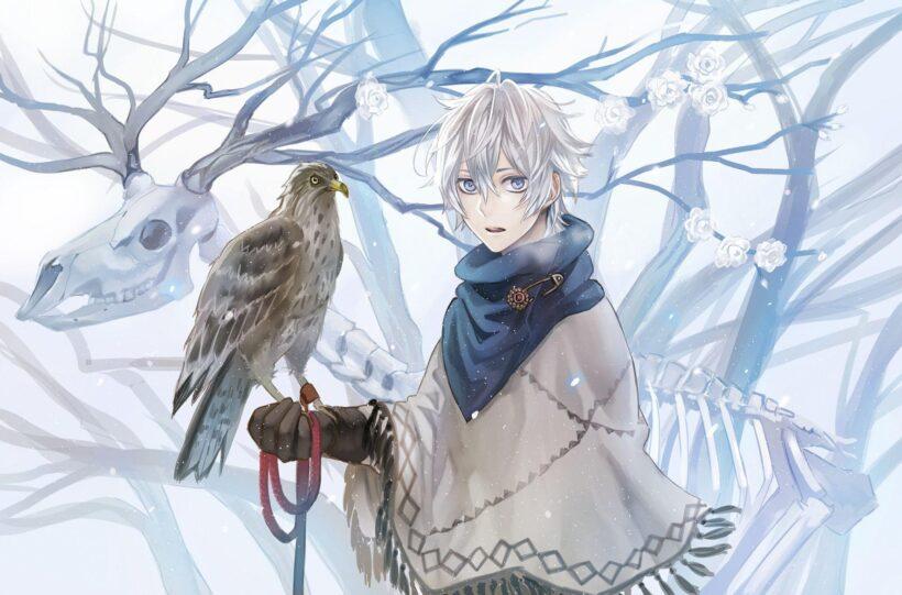 Hình ảnh anime mùa đông chất