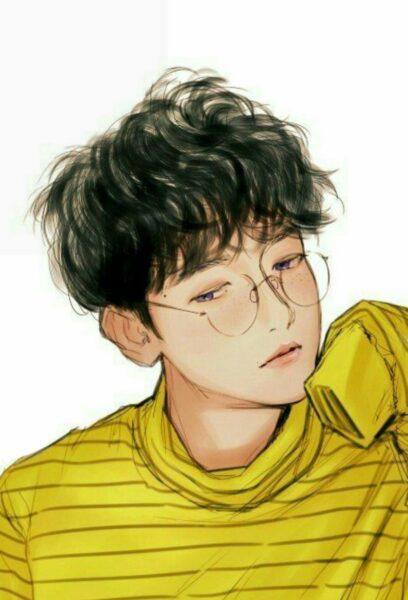 Hình ảnh anime nam Hàn Quốc