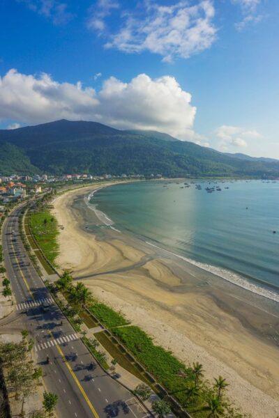 hình ảnh bãi biển đà nẵng đẹp