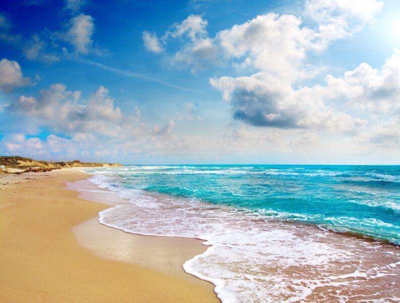 Hình ảnh biển đẹp làm hình nền