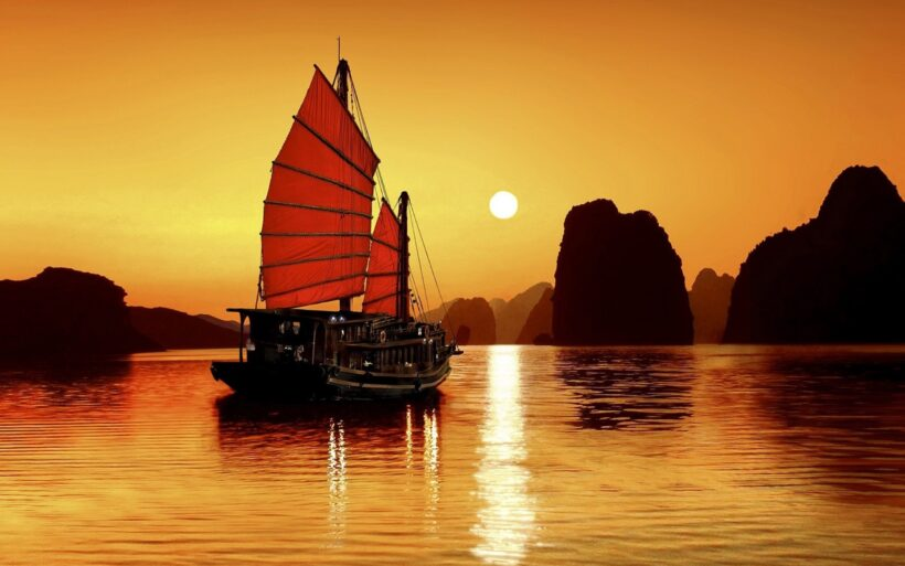 Hình ảnh biển đẹp ở Hạ Long