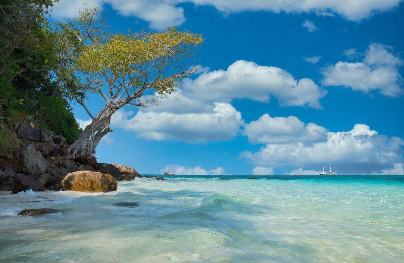 Hình ảnh biển đẹp thơ mộng