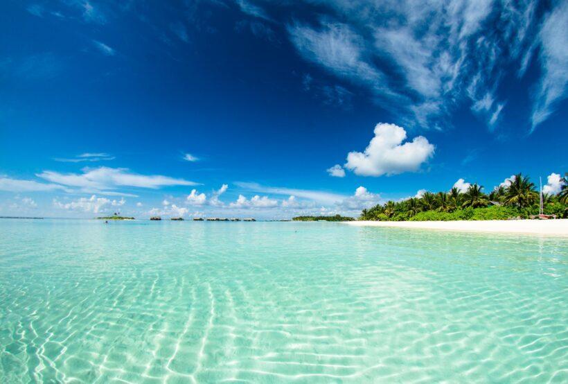 Hình ảnh biển đẹp trong xanh