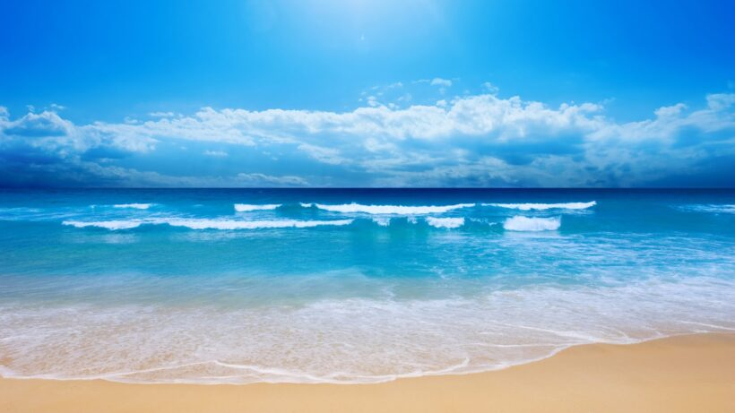 Hình ảnh biển xanh đẹp