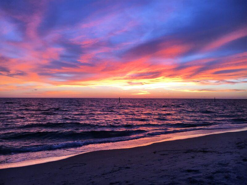 Hình ảnh bình minh biển đẹp