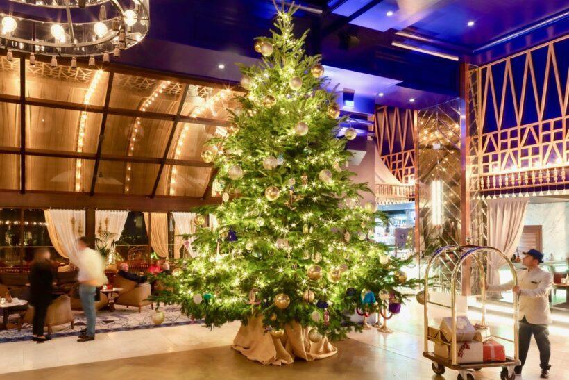 Hình ảnh cây thông Noel đắt nhất thế giới