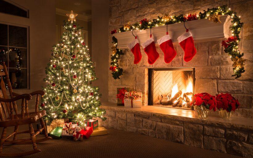 Hình ảnh cây thông Noel đẹp, ý nghĩa