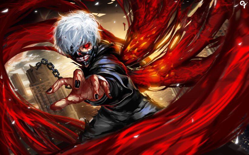 Hình ảnh chàng trai anime tóc bạch kim đẹp nhất