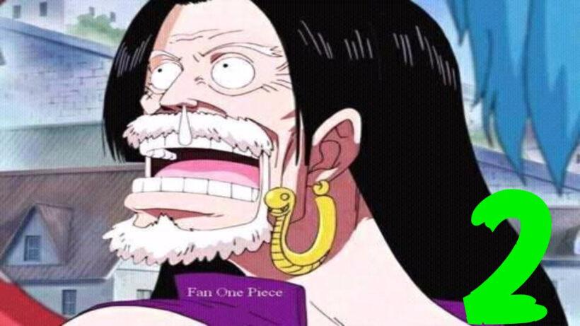 Hình ảnh chế One Piece hài nhất