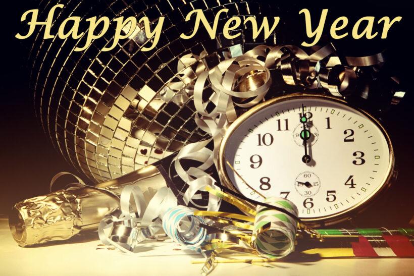 Hình ảnh chúc mừng năm mới ý nghĩa