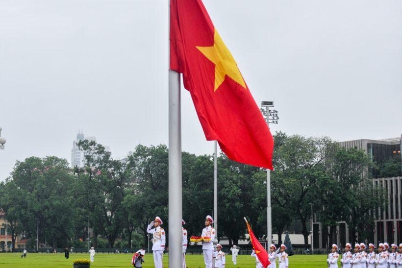 Hình ảnh cờ đỏ sao vàng Việt Nam