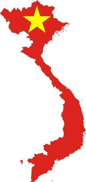 Hình ảnh cờ đỏ sao vàng Việt Nam đẹp nhất