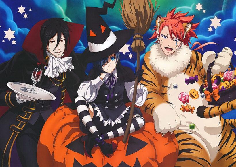 Hình ảnh đẹp anime Halloween