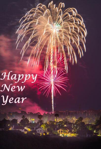 Hình ảnh đẹp chào đón năm mới