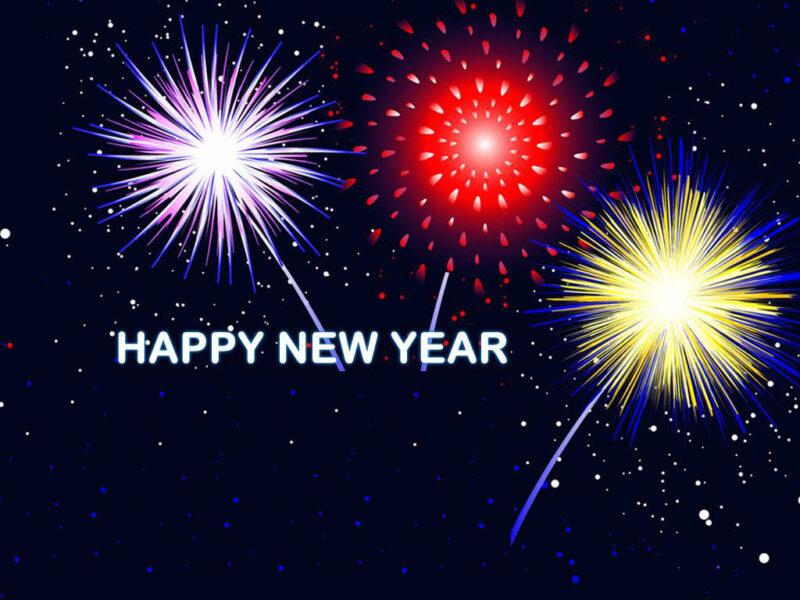 Hình ảnh đẹp Happy New Year