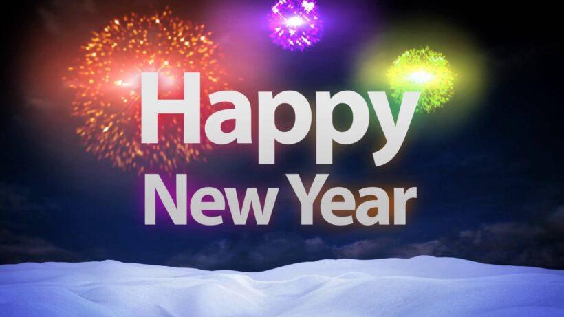 Hình ảnh đẹp nhất chúc mừng năm mới