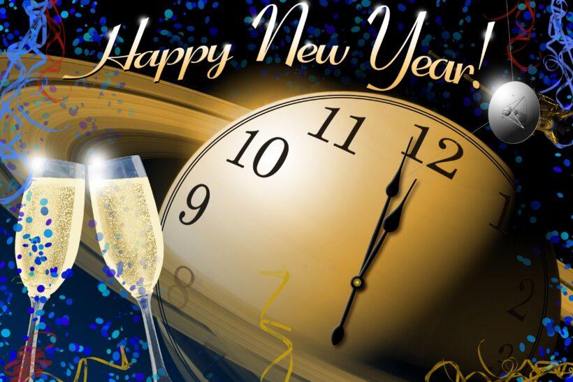 Hình ảnh đẹp, ý nghĩa chúc mừng năm mới