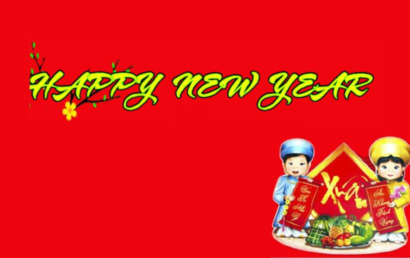 Hình ảnh đỏ máy mắn đẹp chúc mừng năm mới