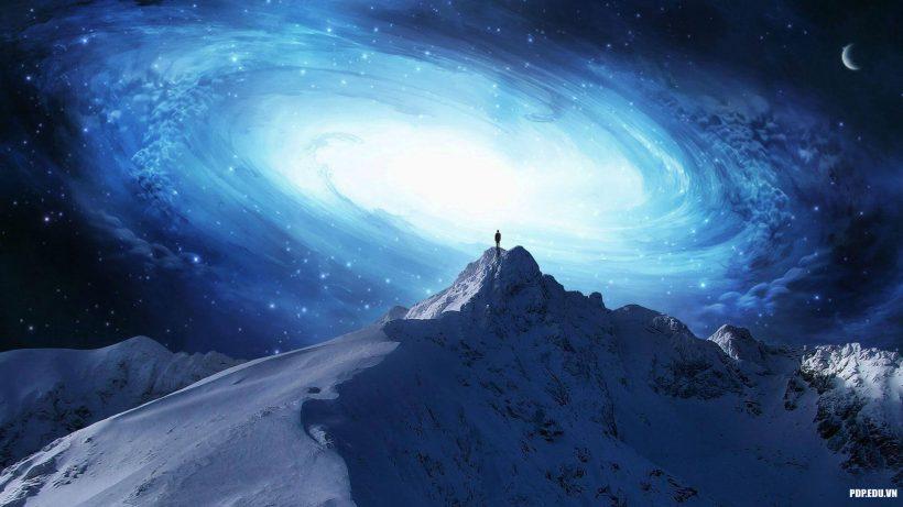 hình ảnh galaxy đẹp chất