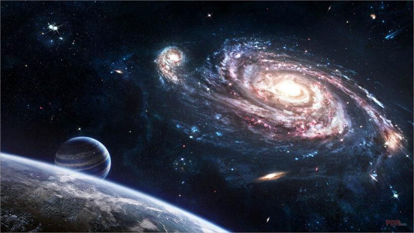 Hình ảnh Galaxy đẹp, nét nhất