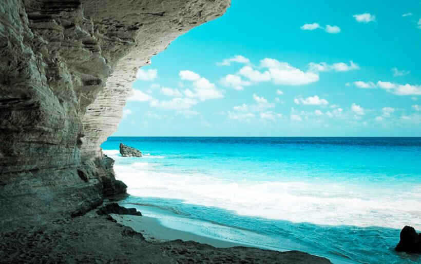 Hình ảnh hang đá ven biển đẹp