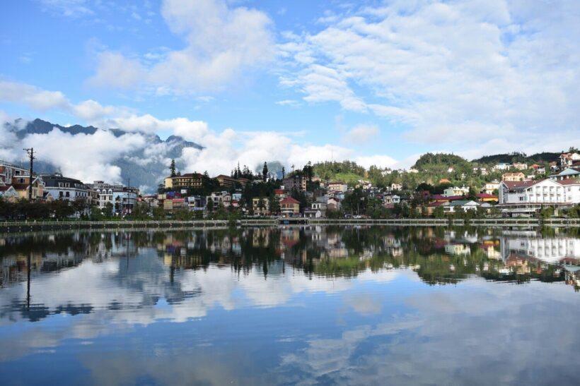Hình ảnh hồ Xuân Viên đẹp Sapa