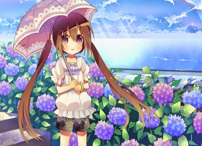 Hình ảnh hoạt hình anime dễ thương, cute
