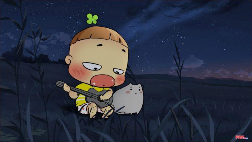 Hình ảnh hoạt hình buồn cute, đáng yêu, đẹp nhất