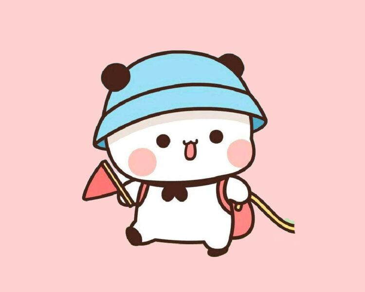 Hình ảnh hoạt hình dễ thương, cute làm avatar