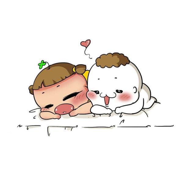 Hình ảnh hoạt hình dễ thương, cute nhất
