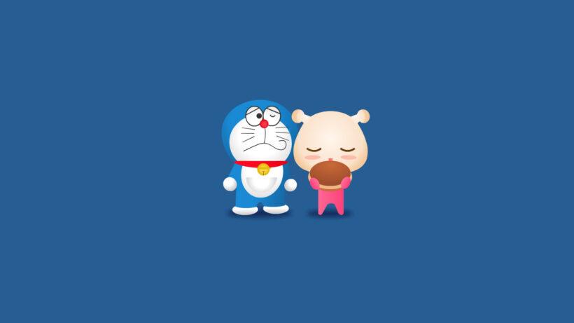 Hình ảnh hoạt hình Doremon dễ thương, cute