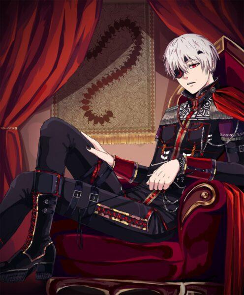Hình ảnh kaneki Ken ngạ quỷ đẹp