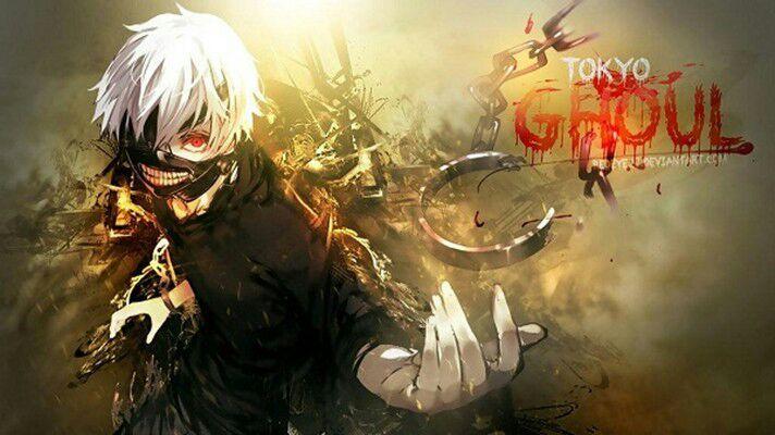 Hình ảnh Kaneki Ken ngạ quỷ