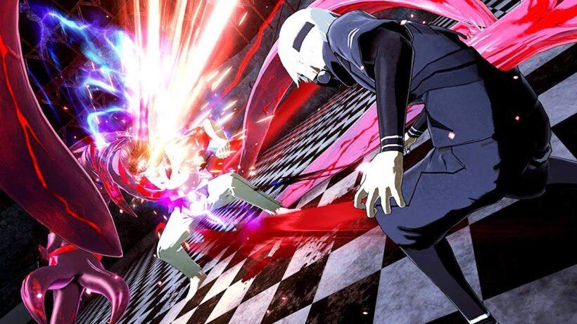 Hình ảnh Kaneki Ken và sức mạnh đuôi rết