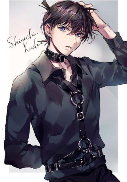 Hình ảnh Kudo Shinichi cool ngầu