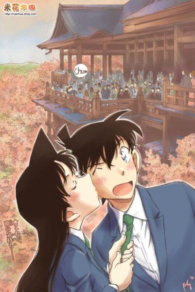 Hình ảnh Kudo Shinichi cực đẹp