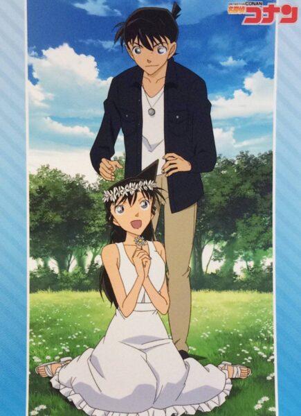 Hình ảnh Kudo Shinichi dễ thương quá