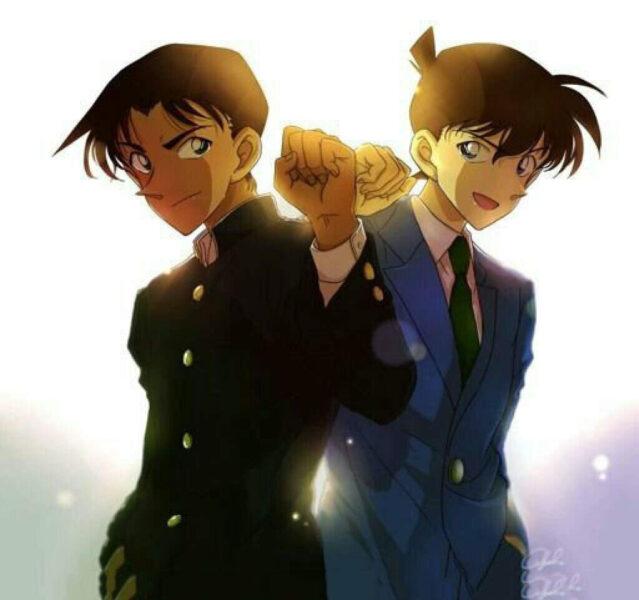 Hình ảnh Kudo Shinichi đẹp trai