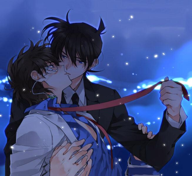 Hình ảnh Kudo Shinichi nét nhất