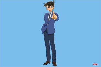 Hình ảnh Kudo Shinichi ngầu, đẹp nhất