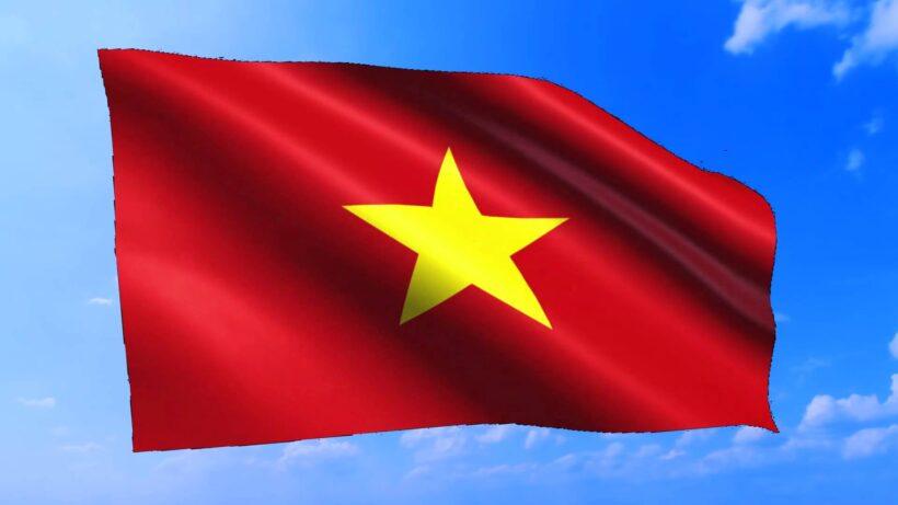 Hình ảnh lá cờ đỏ sao vàng