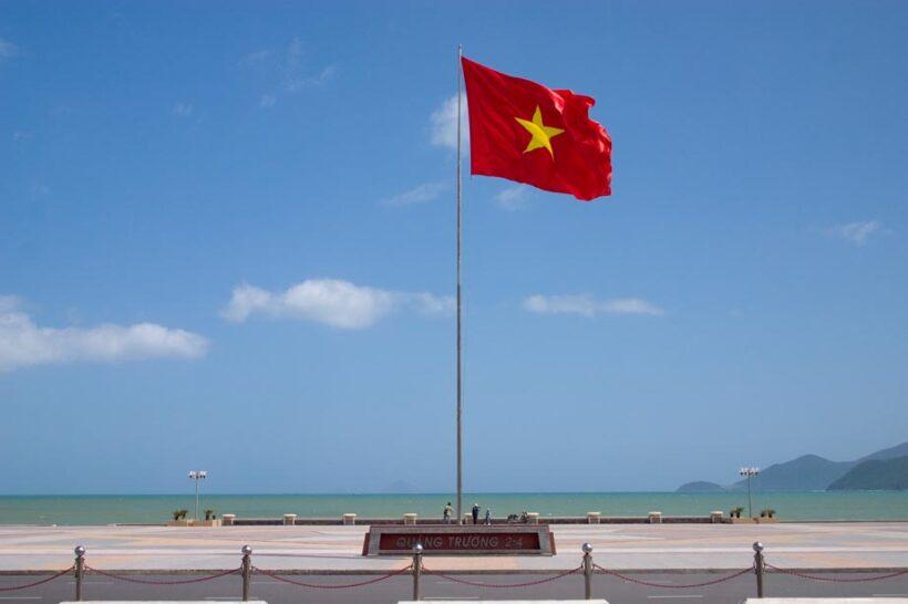 Hình ảnh lá cờ đỏ sao vàng Việt Nam