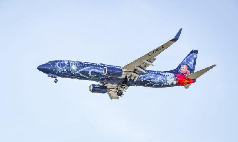 hình ảnh máy bay chuột mickey