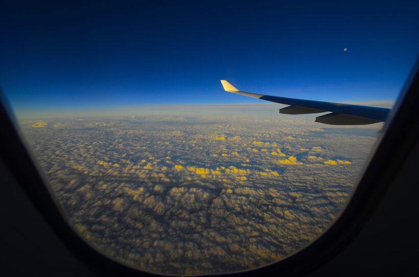 hình ảnh máy bay - cửa sổ máy bay