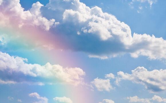 hình ảnh mây trắng đẹp