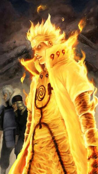 Hình ảnh Naruto 3D